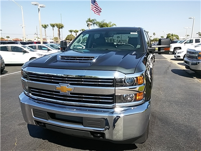 2018 Silverado 2500 Crew Cab 4x4, Pickup #N8515 - photo 3