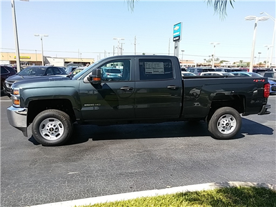 2018 Silverado 2500 Crew Cab 4x4, Pickup #N8515 - photo 5
