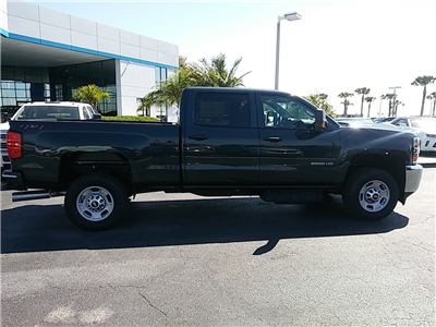 2018 Silverado 2500 Crew Cab 4x4, Pickup #N8515 - photo 8