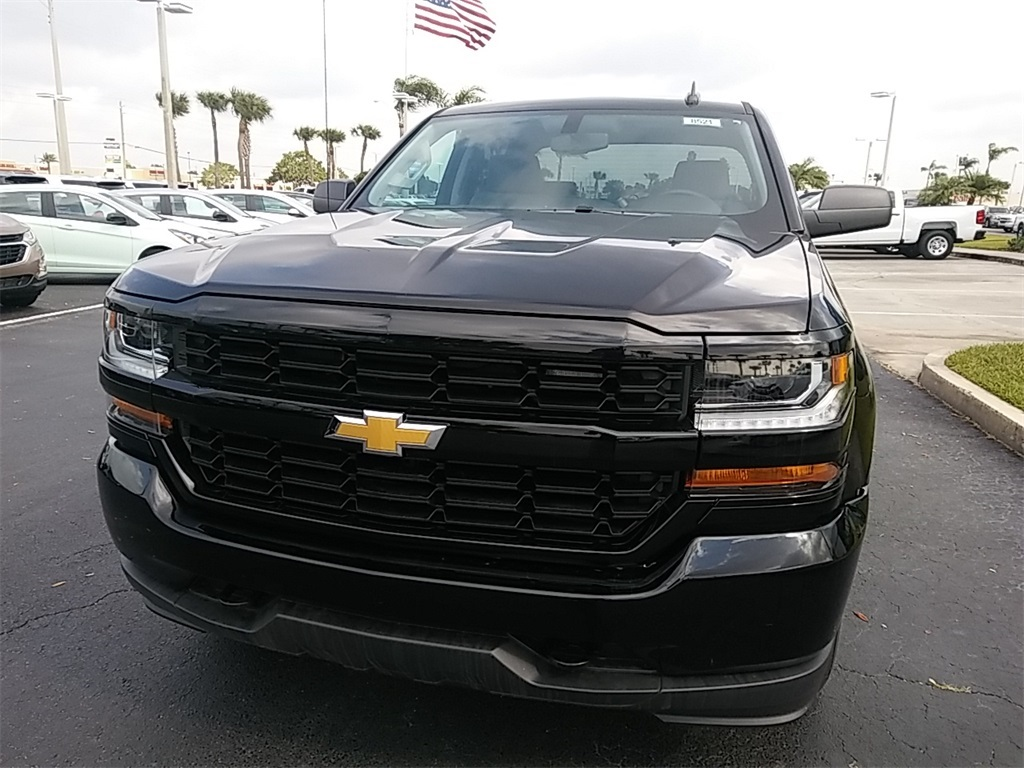 2018 Silverado 1500 Crew Cab 4x4, Pickup #N8521 - photo 3