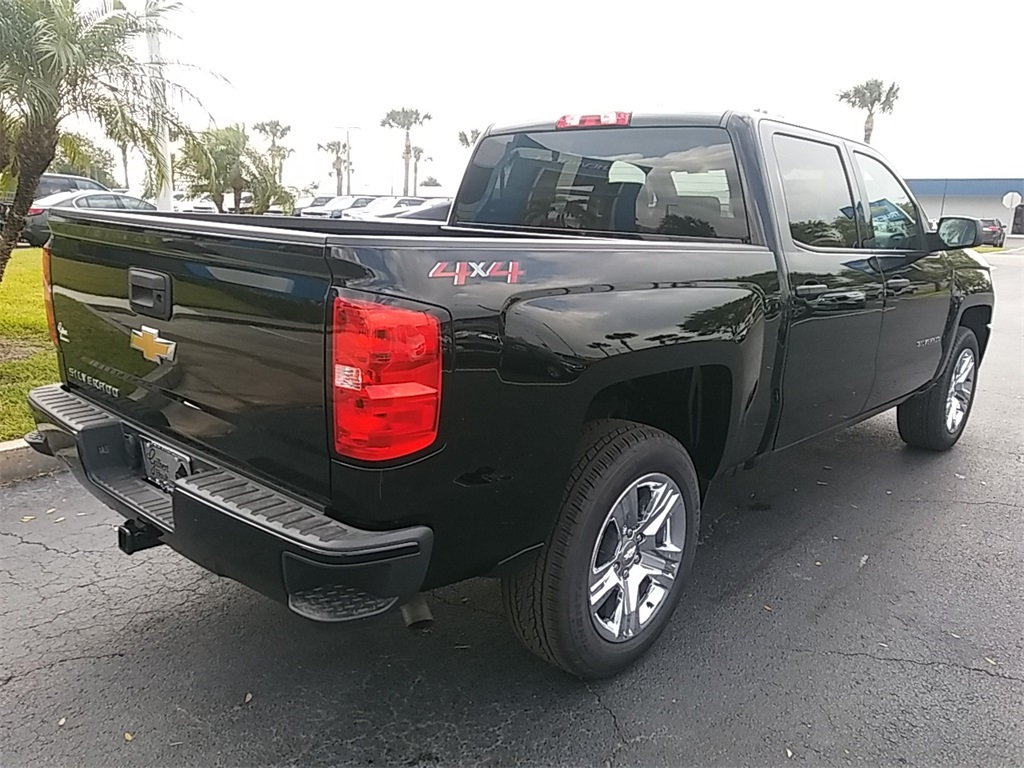 2018 Silverado 1500 Crew Cab 4x4, Pickup #N8521 - photo 2