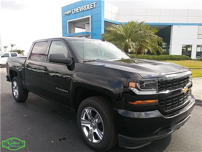 2018 Silverado 1500 Crew Cab 4x4, Pickup #N8521 - photo 1