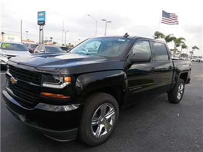 2018 Silverado 1500 Crew Cab 4x4, Pickup #N8521 - photo 4