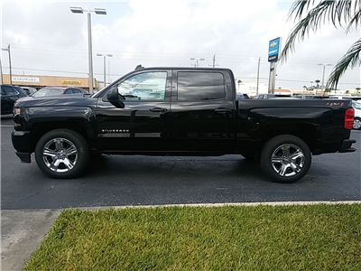 2018 Silverado 1500 Crew Cab 4x4, Pickup #N8521 - photo 5