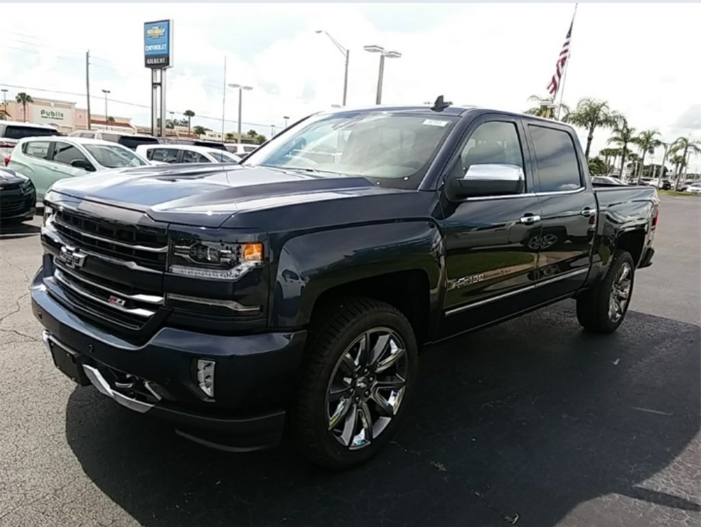 2018 Silverado 1500 Crew Cab 4x4,  Pickup #N8550 - photo 5
