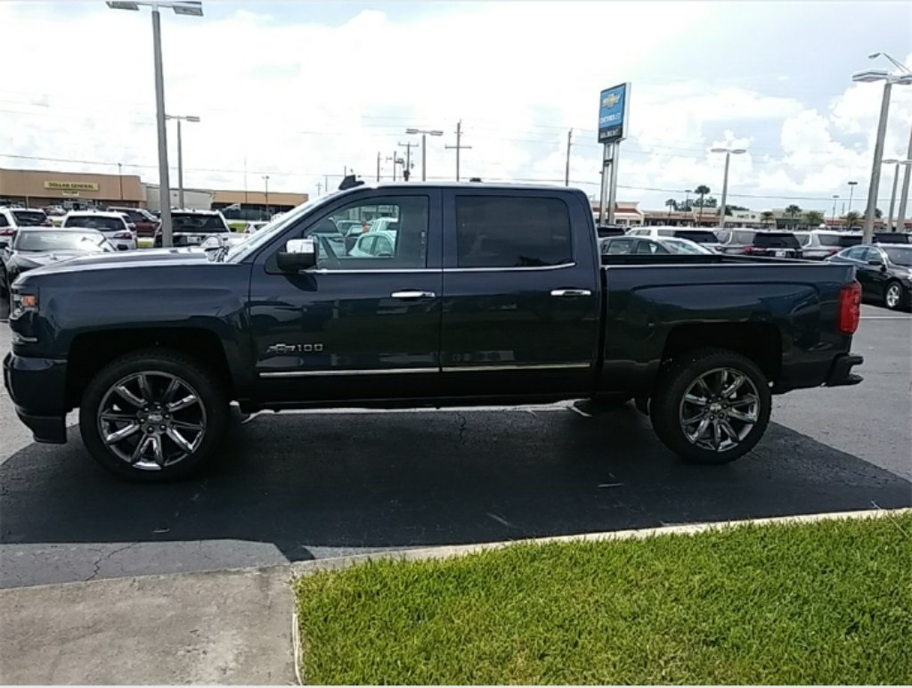 2018 Silverado 1500 Crew Cab 4x4,  Pickup #N8550 - photo 6
