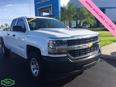 2018 Silverado 1500 Double Cab 4x4, Pickup #N8583 - photo 1