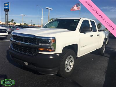 2018 Silverado 1500 Double Cab 4x4, Pickup #N8583 - photo 4