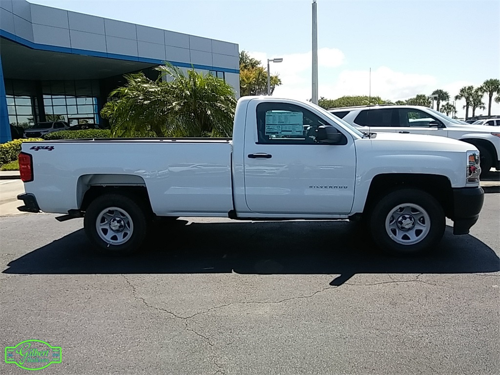 2018 Silverado 1500 Regular Cab 4x4,  Pickup #N8615 - photo 13