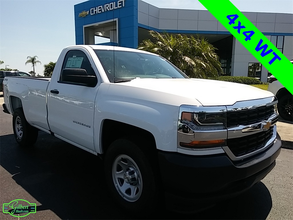 2018 Silverado 1500 Regular Cab 4x4,  Pickup #N8615 - photo 1