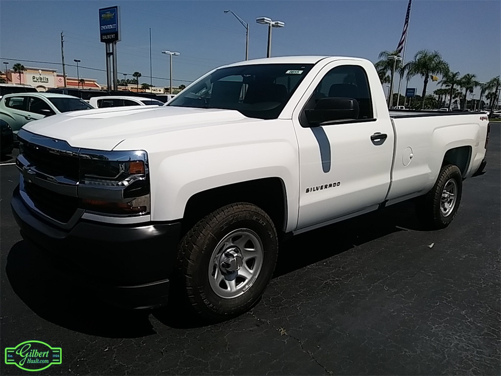 2018 Silverado 1500 Regular Cab 4x4,  Pickup #N8615 - photo 5