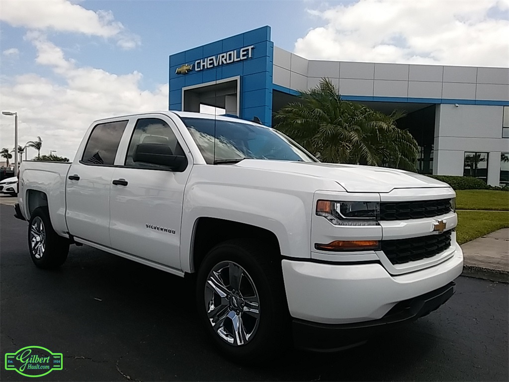 2018 Silverado 1500 Crew Cab 4x2,  Pickup #N8639 - photo 1