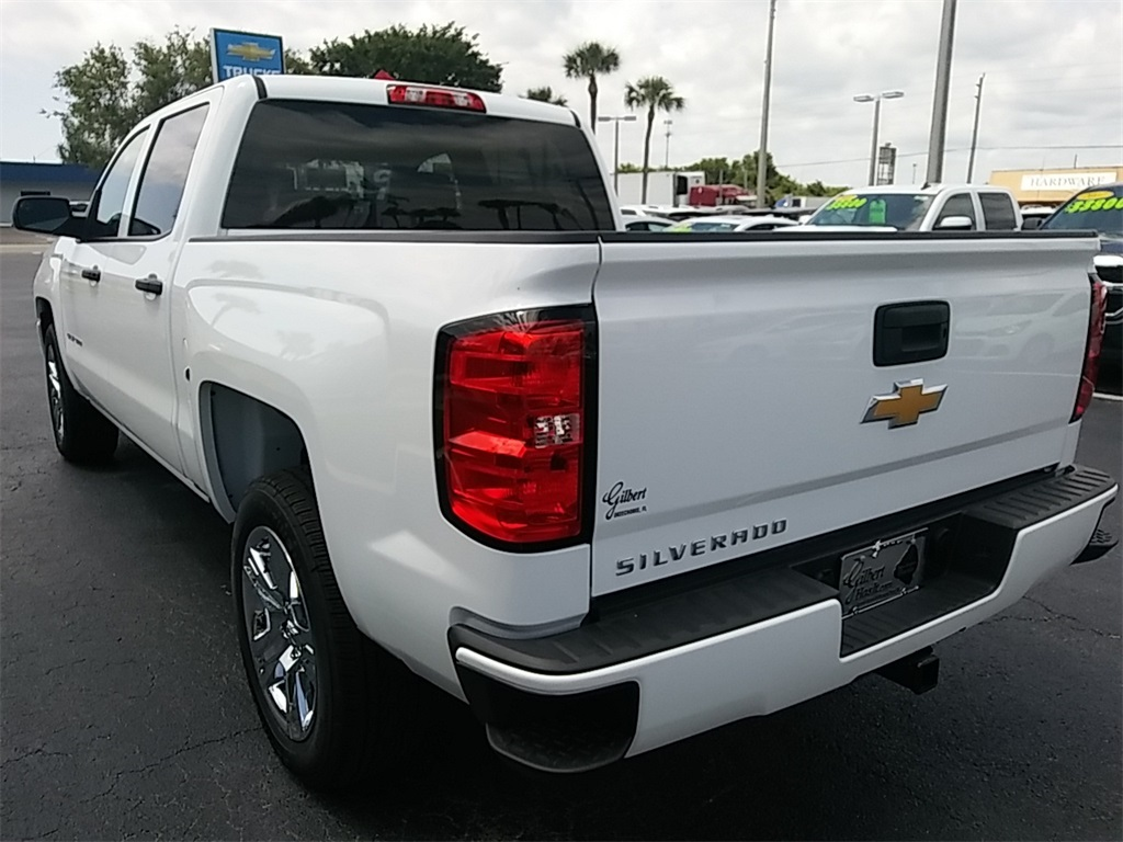 2018 Silverado 1500 Crew Cab 4x2,  Pickup #N8639 - photo 6