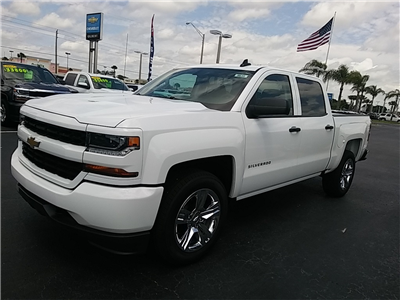 2018 Silverado 1500 Crew Cab 4x2,  Pickup #N8639 - photo 4