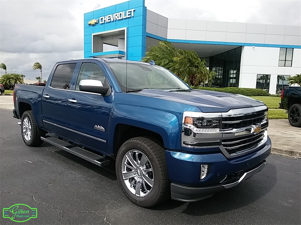 2018 Silverado 1500 Crew Cab 4x4,  Pickup #N8662 - photo 1