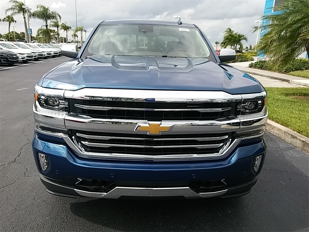 2018 Silverado 1500 Crew Cab 4x4,  Pickup #N8662 - photo 3