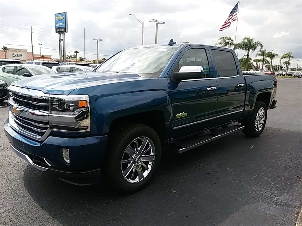 2018 Silverado 1500 Crew Cab 4x4,  Pickup #N8662 - photo 4