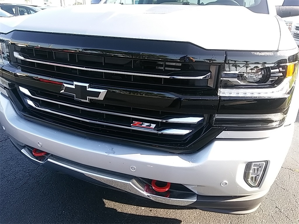 2018 Silverado 1500 Crew Cab 4x4,  Pickup #N8672 - photo 9