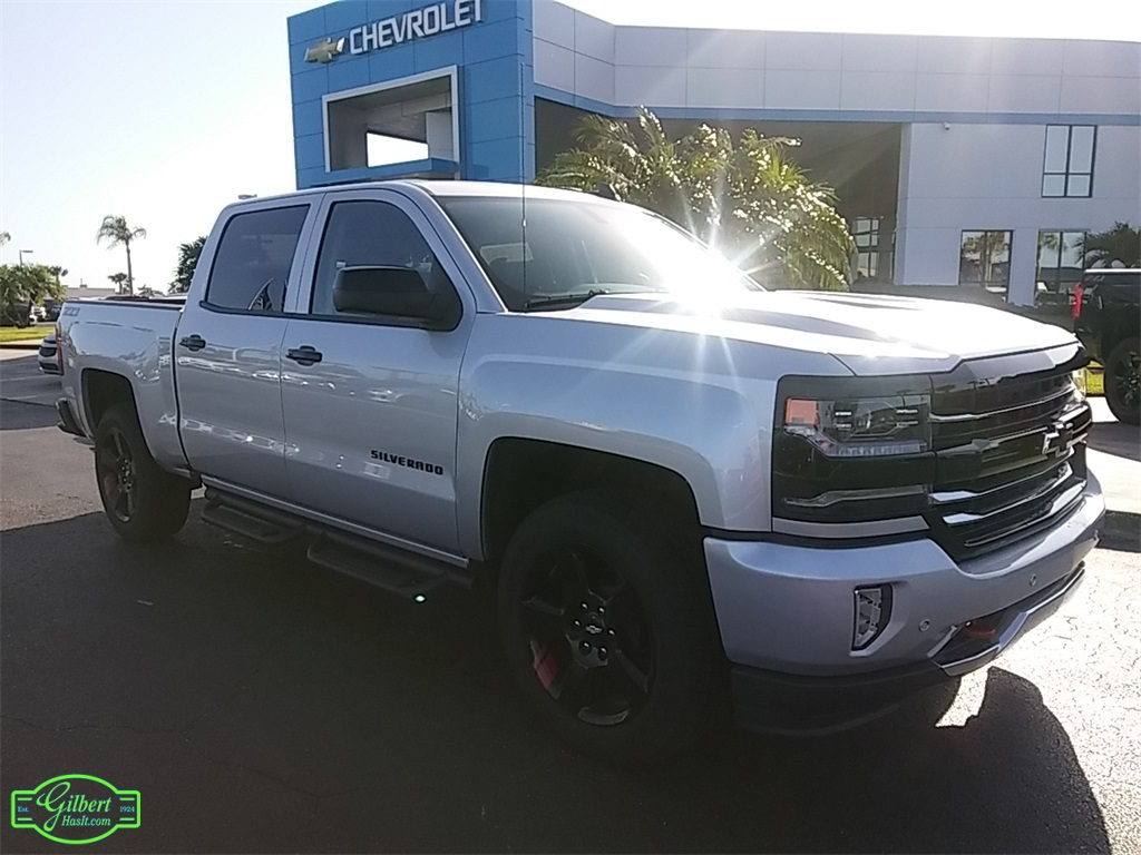 2018 Silverado 1500 Crew Cab 4x4,  Pickup #N8672 - photo 1