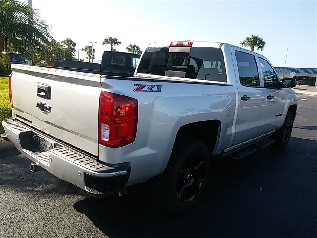 2018 Silverado 1500 Crew Cab 4x4,  Pickup #N8672 - photo 2