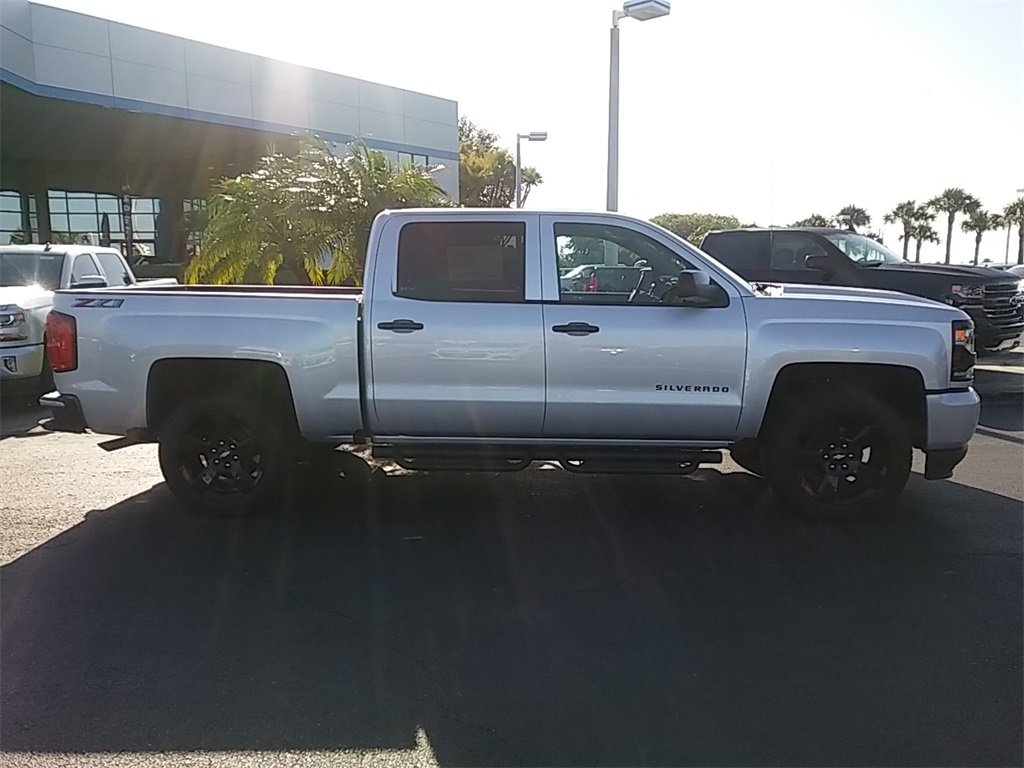 2018 Silverado 1500 Crew Cab 4x4,  Pickup #N8672 - photo 8
