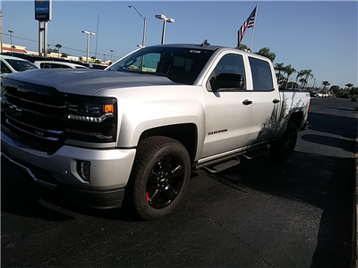 2018 Silverado 1500 Crew Cab 4x4,  Pickup #N8672 - photo 4