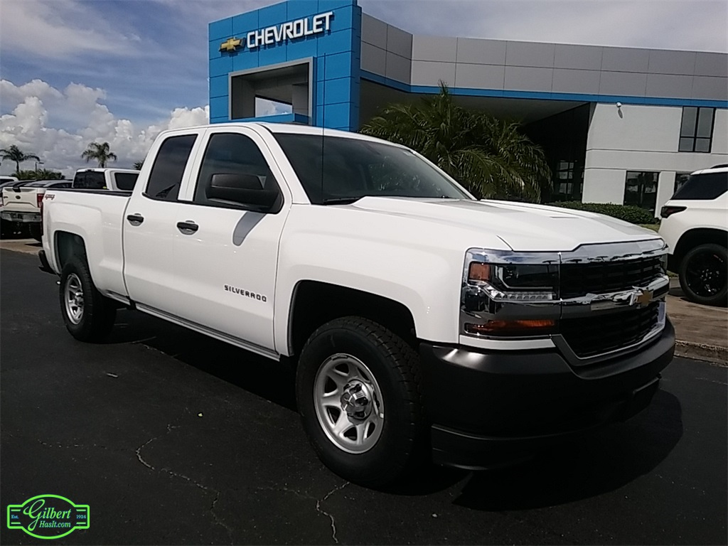 2018 Silverado 1500 Double Cab 4x4,  Pickup #N8674 - photo 1