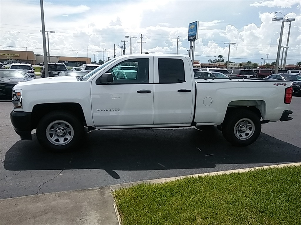 2018 Silverado 1500 Double Cab 4x4,  Pickup #N8674 - photo 5