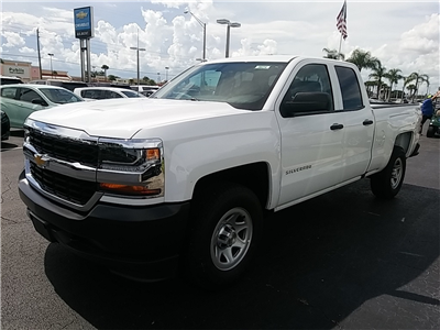 2018 Silverado 1500 Double Cab 4x4,  Pickup #N8674 - photo 4