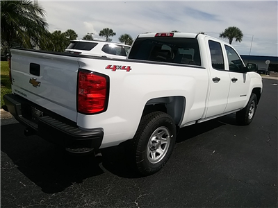 2018 Silverado 1500 Double Cab 4x4,  Pickup #N8674 - photo 2