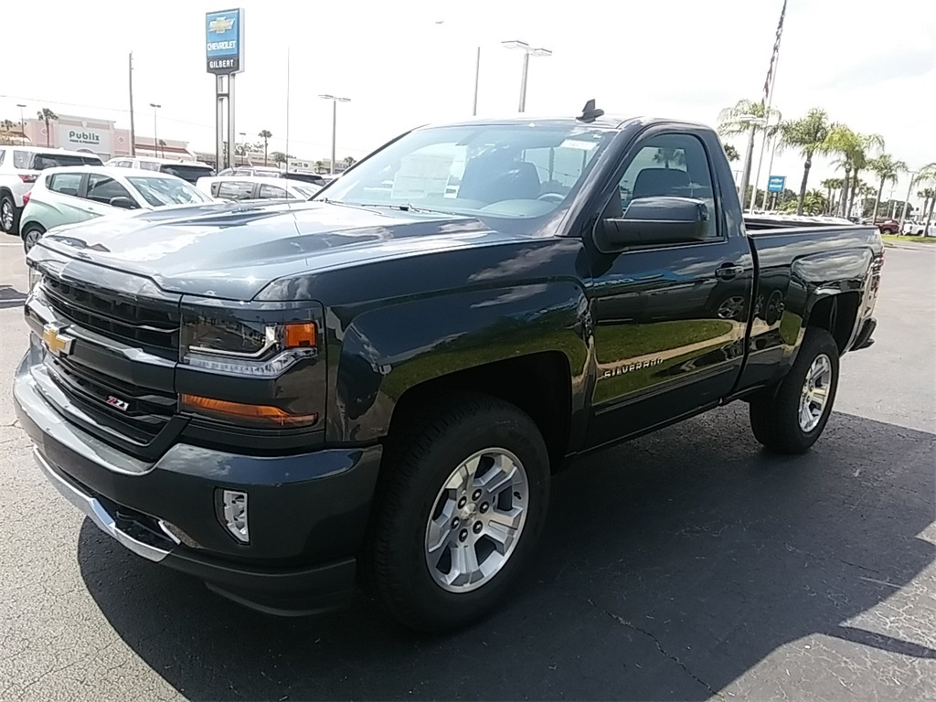 2018 Silverado 1500 Regular Cab 4x4,  Pickup #N8677 - photo 4