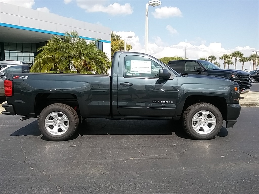 2018 Silverado 1500 Regular Cab 4x4,  Pickup #N8677 - photo 8