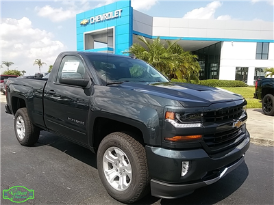 2018 Silverado 1500 Regular Cab 4x4,  Pickup #N8677 - photo 1