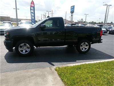 2018 Silverado 1500 Regular Cab 4x4,  Pickup #N8677 - photo 5