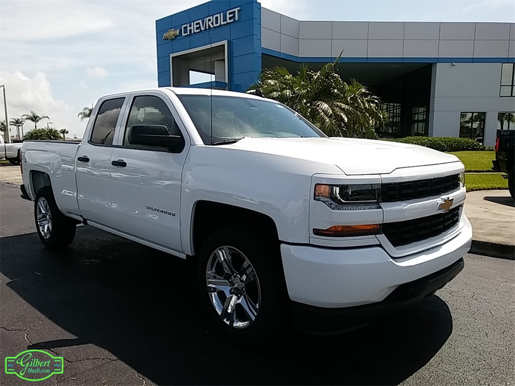 2018 Silverado 1500 Double Cab,  Pickup #N8740 - photo 1