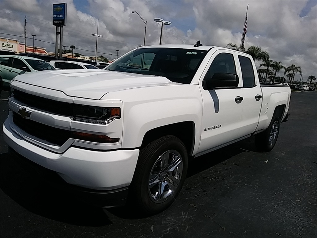 2018 Silverado 1500 Double Cab,  Pickup #N8740 - photo 4