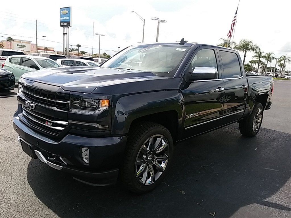 2018 Silverado 1500 Crew Cab 4x4,  Pickup #N8751 - photo 5