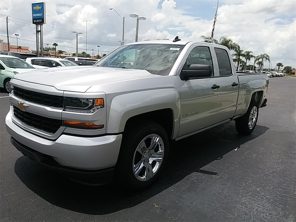 2018 Silverado 1500 Double Cab,  Pickup #N8771 - photo 1