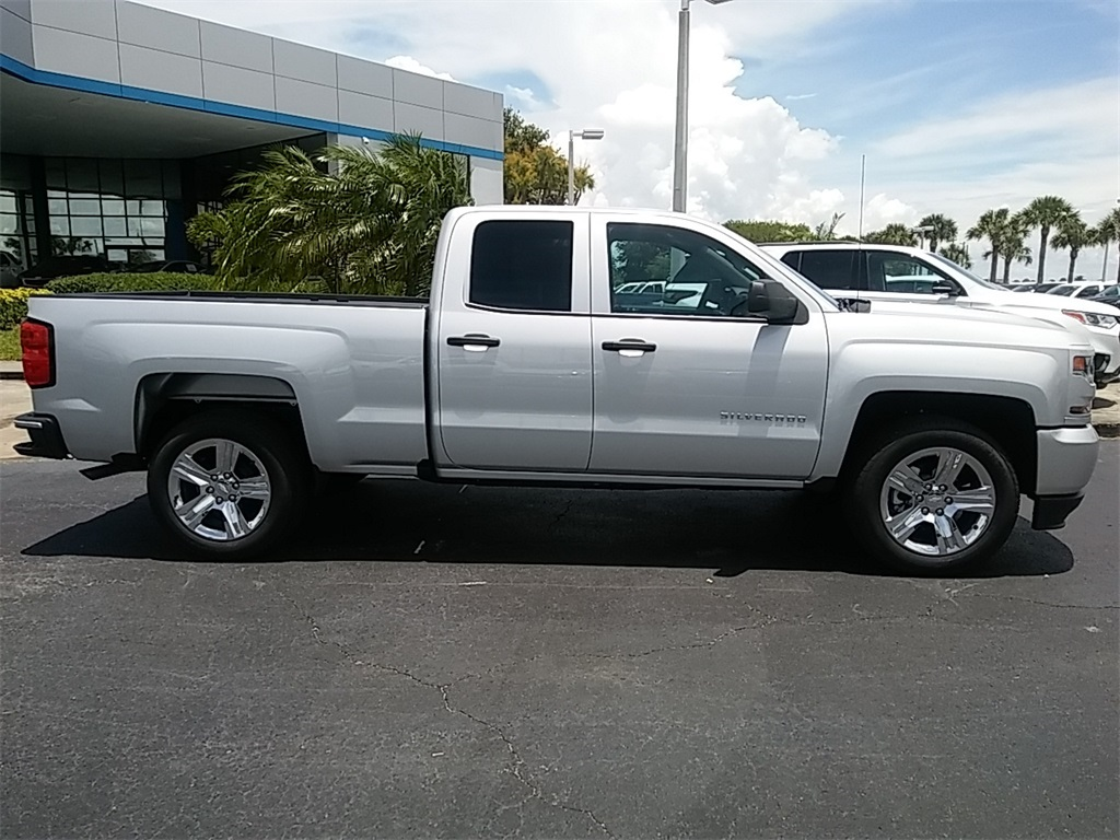 2018 Silverado 1500 Double Cab 4x2,  Pickup #N8776 - photo 8