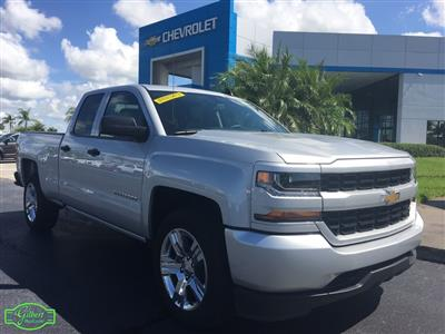 2018 Silverado 1500 Double Cab 4x2,  Pickup #N8776 - photo 1