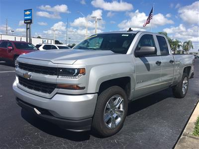 2018 Silverado 1500 Double Cab 4x2,  Pickup #N8776 - photo 4