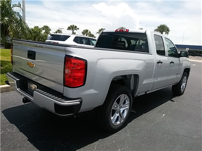 2018 Silverado 1500 Double Cab 4x2,  Pickup #N8776 - photo 2