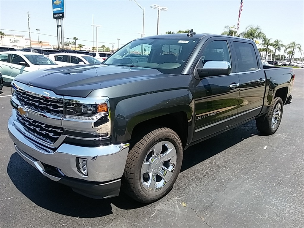 2018 Silverado 1500 Crew Cab 4x4,  Pickup #N8785 - photo 4
