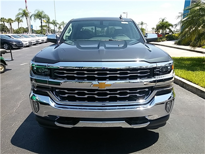 2018 Silverado 1500 Crew Cab 4x4,  Pickup #N8785 - photo 3