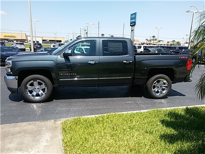 2018 Silverado 1500 Crew Cab 4x4,  Pickup #N8785 - photo 5