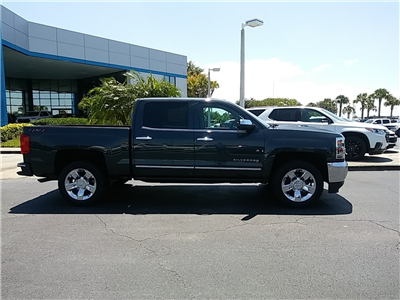 2018 Silverado 1500 Crew Cab 4x4,  Pickup #N8785 - photo 8