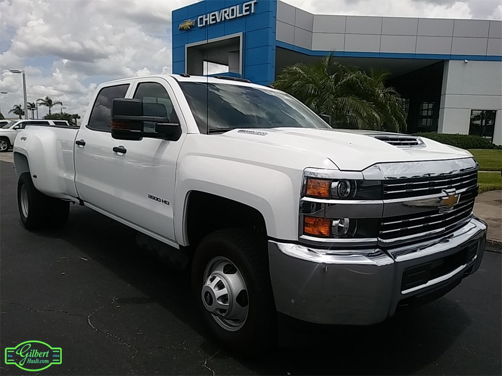 2018 Silverado 3500 Crew Cab 4x4,  Pickup #N8794 - photo 3