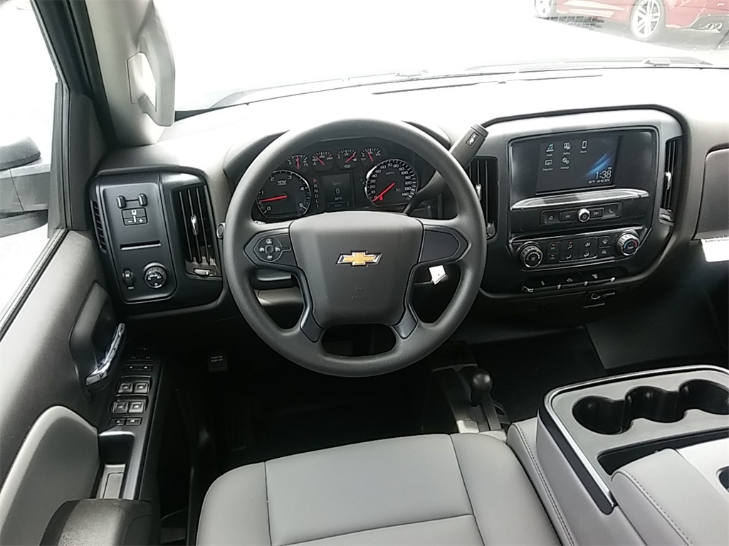 2018 Silverado 3500 Crew Cab 4x4,  Pickup #N8794 - photo 33