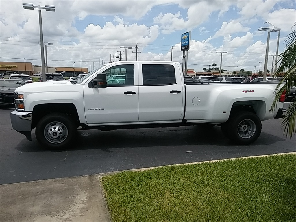 2018 Silverado 3500 Crew Cab 4x4,  Pickup #N8794 - photo 5