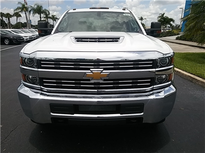 2018 Silverado 3500 Crew Cab 4x4,  Pickup #N8794 - photo 4